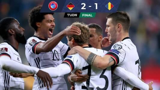 Resumen | ¡Solo un susto! Alemania sufre con Rumania y pero se impone
