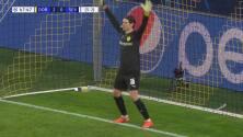 ¡GOL!  anota para Sevilla. Youssef En-Nesyri