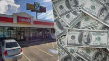 Texano se convierte en millonario con un raspadito que compró en una tienda en Grand Prairie