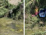 Hallan a un bebé de 3 meses y a su hermana de 2 años abandonadas en Río Grande