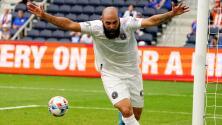 """Gonzalo Higuaín: """"Grandes estrellas han venido a la MLS y no la ganaron porque no es fácil"""""""