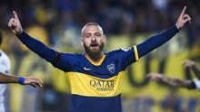 ¿Se retira?: Daniele De Rossi se va de Boca Juniors