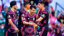¡Sin gol! El tridente del Tri y 'Tata' Martino preocupa