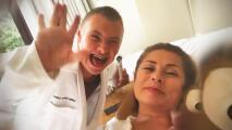 Este 'doctor' no le dio un buen diagnóstico a Lety Calderón, pero la dejó latiendo de amor