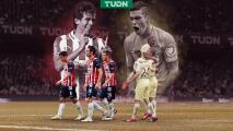 Chivas sufre más sin JJ Macías que América sin Raúl Jiménez en 2014