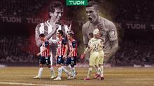 Chivas sufre más la salida de Macías que América la de Raúl en 2014