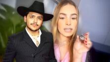 Fan de Christian Nodal cumple su promesa y regresa el anillo que se quedó en un concierto del cantante
