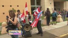 Cientos de personas en Río Piedra se preparan para formar parte del paro nacional