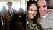Estas son las fotos con Cuomo presentadas por las denunciantes de acoso sexual