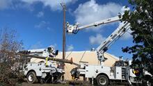Miles siguen sin electricidad en el Área de la Bahía por la tormenta