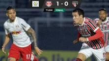 Resumen | RB Bragantino derrotó a Sao Paulo y pelea por Libertadores