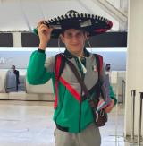 """""""Yo hasta duermo con el"""", atletas reaccionan a la polémica del uniforme"""