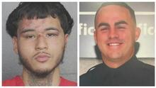Detienen a una adolescente supuestamente involucrada en el robo de la pistola con la que mataron al policía de Hollywood
