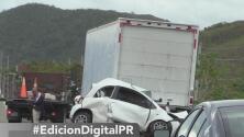 Dos personas mueren en un fatal accidente en Salinas