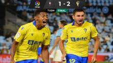 Anthony Lozano protagoniza triunfo del Cádiz