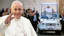 Papamóvil: un vistazo a los carros y camionetas del Papa Francisco