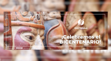Festejan los 200 años de independencia de Guatemala en el Dorothea Dix Park en Raleigh