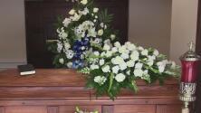 Los servicios fúnebres están siendo afectados por el coronavirus en San Antonio