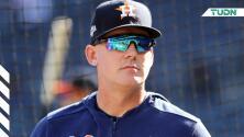 Hinch sabe de la calidad de los jugadores que tienen los Astros
