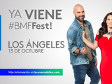 Los Ángeles: prepárense porque llega el BMF Fest Estilo Palenque