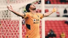 ¡Gol de Raúl! Jiménez hizo su segundo gol en pretemporada