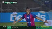 ¿Gol de campeonato? 'Cuba' Sánchez pone el 1-0 para el Atlante