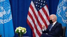 Cambio climático y el fin de la guerra en Afganistán, el primer discurso del presidente Joe Biden en la ONU