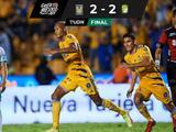 ¡Juegazo en el 'Volcan'! Tigres le empata de último minuto a León