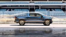 General Motors revela los primeros detalles de la Chevrolet Silverado eléctrica