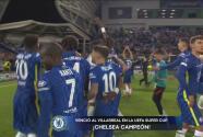 ¡Pitazo final! Chelsea baila con sus fans al ganar la Supercopa