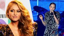 ¿Natalia Lafourcade le quitó una canción a Paulina Rubio que terminó ganando un Grammy?