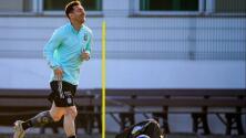 Así muestra Messi la unión de Argentina previo a la Final de Copa América