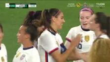 ¡No despejan y Morgan capitaliza! Alex prende el balón para el 4-0