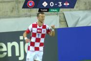 Croacia sentencia a Chipre y cumple con su favoritismo