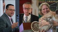 Estos son los 10 funcionarios públicos que en 7 meses han renunciado al equipo de AMLO