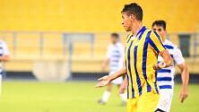 El primer gol de Héctor Moreno con el Al-Gharafa