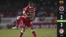 Veracruz 2-3 Toluca – GOLES – RESUMEN – LIGA MX – NOVENA FECHA