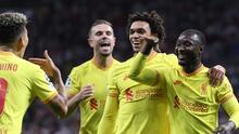 ¡Partidazo! Liverpool se lleva el triunfo sobre el Atlético de Madrid