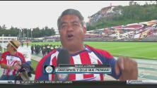 Destápate: Seguidores de Chivas furiosos y del Toluca burlones tras el partido