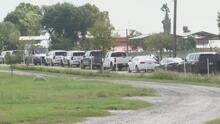 Autoridades de varias agencias investigan un sitio de posible tráfico de personas y actividad del narco
