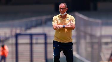 """Lillini lamenta empate: """"Queríamos ganar y aprovechar la localía"""""""