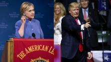 Una mirada a los planes migratorios de Clinton y Trump punto a punto