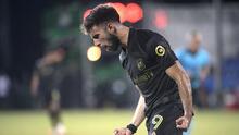 Diego Rossi se metió en la historia de MLS con su 'póker'