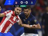 ¿Dónde dejaron el espectáculo? Atlético de Madrid iguala 0-0 con Porto