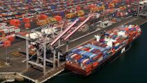 Te explicamos en qué consiste el plan para agilizar la distribución de suministros en el Puerto de Los Ángeles