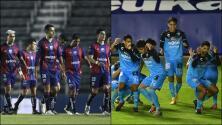 Atlante y Tampico van por el título