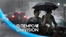Neblina en la mañana y lluvia en la tarde, lo que le espera a Houston este sábado: alista el paraguas