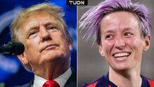 No se queda callada... Rapinoe responde a ofensas de Trump