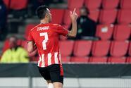 Con gol de Mahgoub, Olympiakos deja fuera al PSV