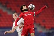 Liverpool le pasa por encima a Leipzig en Champions League